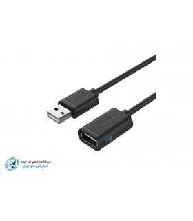 کابل افزایش طول USB یونیتک مدل Y-C417GBK طول 3 متر