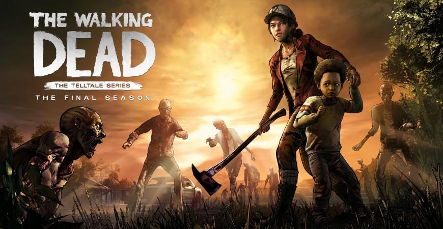 تریلر جدید بازی THE WALKING DEAD (مردگان متحرک) فصل 4