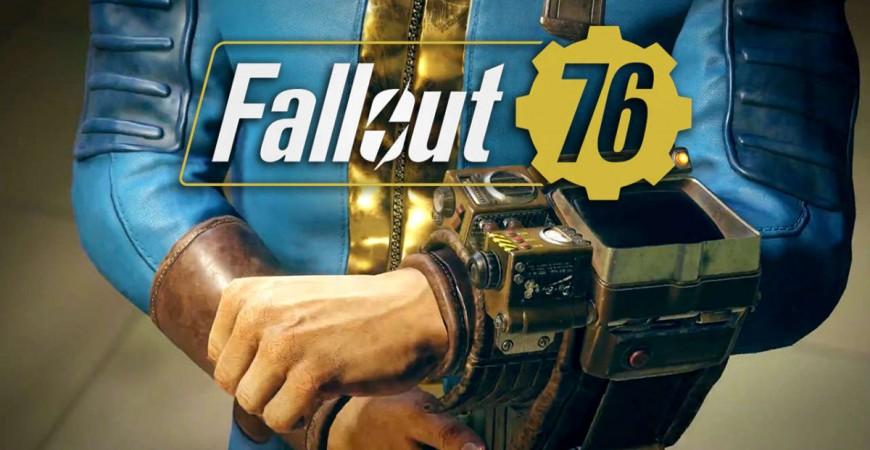 تریلر بازی Fallout 76