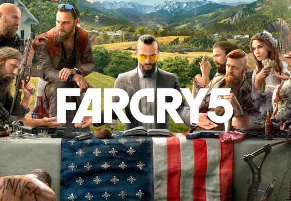 گیم پلی بازی FARCRY 5